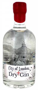 City Of London Gin Dry 1.75l